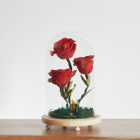 IOU Triple Roses Dome