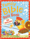 Family Bible Quiz Book scoresheets