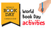 World Book Day activities to do at home