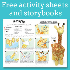 Free story books and activity worksheets for kids – Miles Kelly