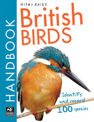 British Birds Handbook – Miles Kelly