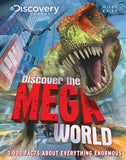 Discover the Mega World – Miles Kelly