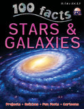 100 Facts Stars & Galaxies – Miles Kelly