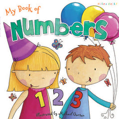 My Book of Numbers – My Book of... – Miles Kelly