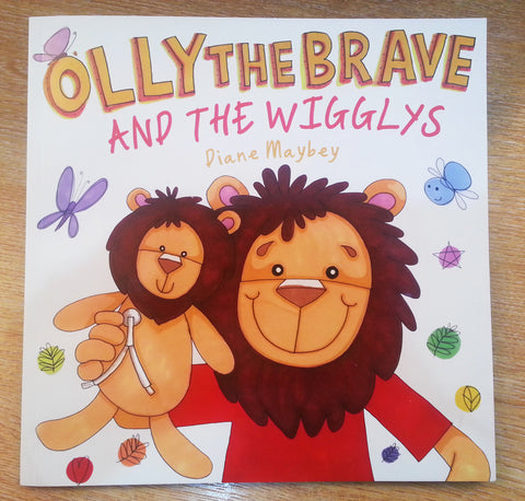 Olly the Brave and the Wigglys – Molly Olly's Wishes – Miles Kelly