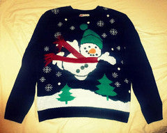 Sarah's #XmasJumperDay sweater – Miles Kellt