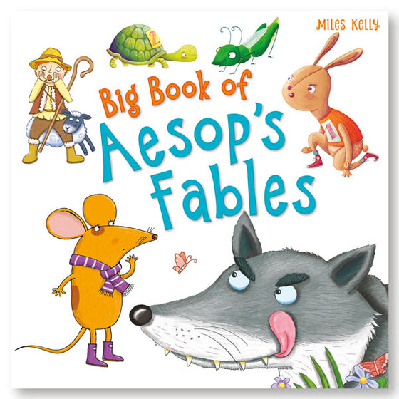 Big Book of Aesop's Fables