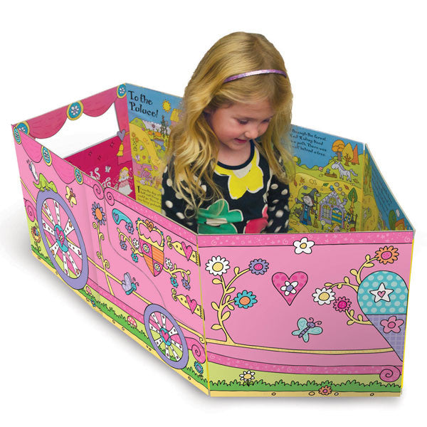 Convertible Princess Carriage