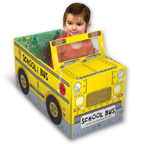 Convertible School Bus