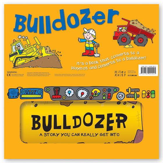 Convertible Bulldozer