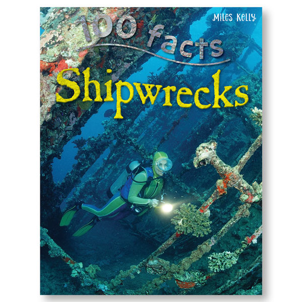 100 Facts Shipwrecks