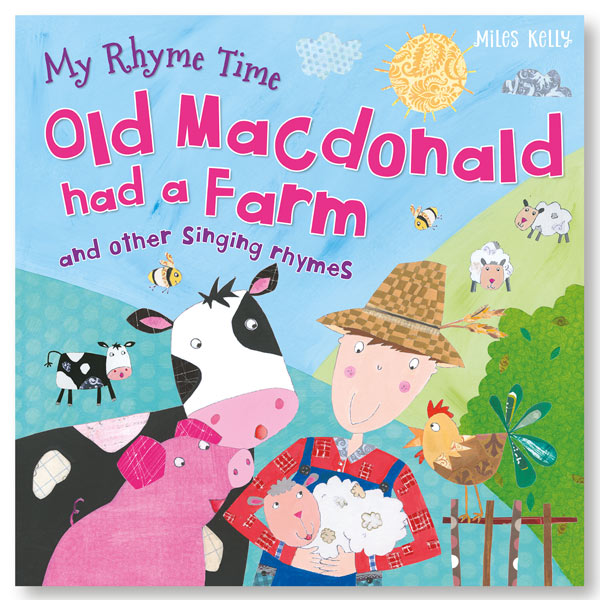 My Rhyme Time Old Macdonald had a Farm and other singing rhymes