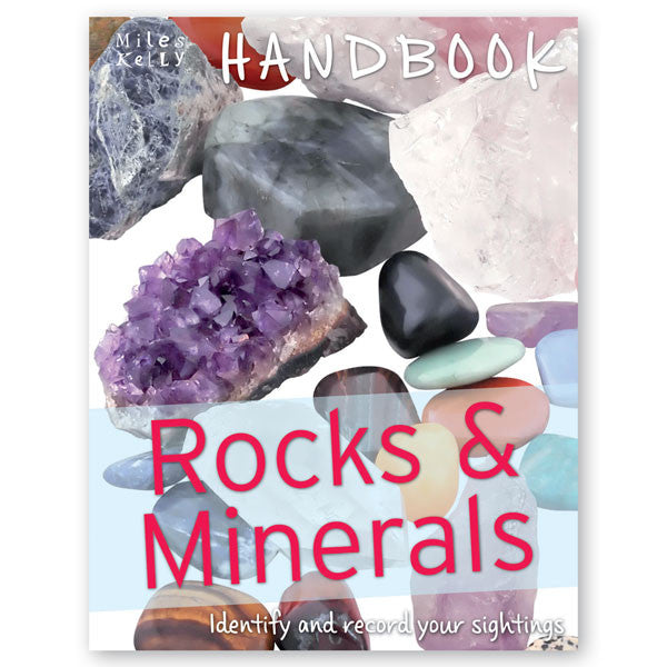 Rocks and Minerals Handbook
