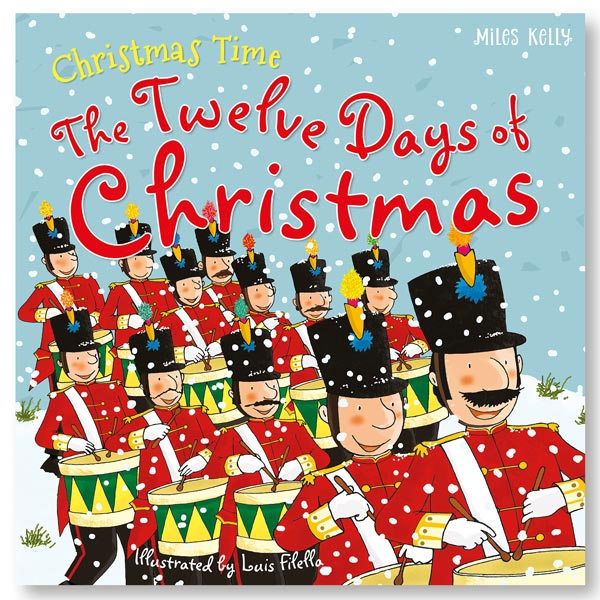 "Image result for ""The Twelve Days of Christmas"" - Luis Filella"