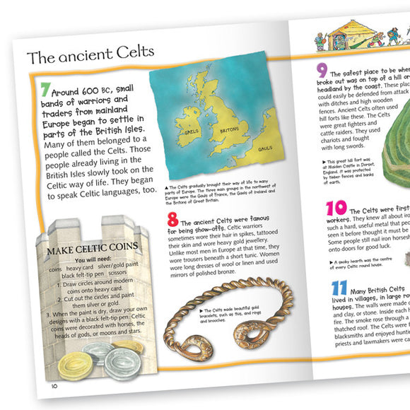 100 Facts British History