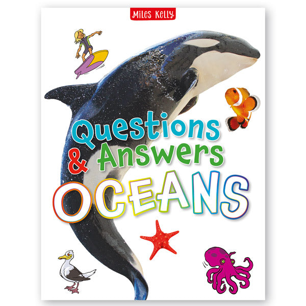 Questions and Answers Oceans