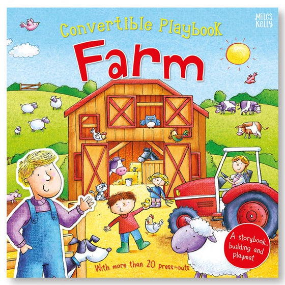 Convertible Playbook Farm