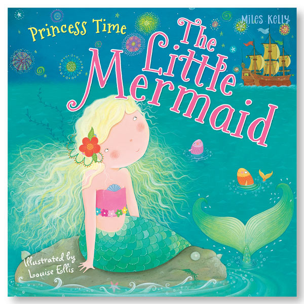 Princess Time The Little Mermaid
