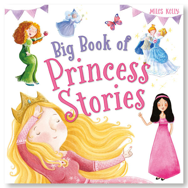 Big Book of Princess Stories
