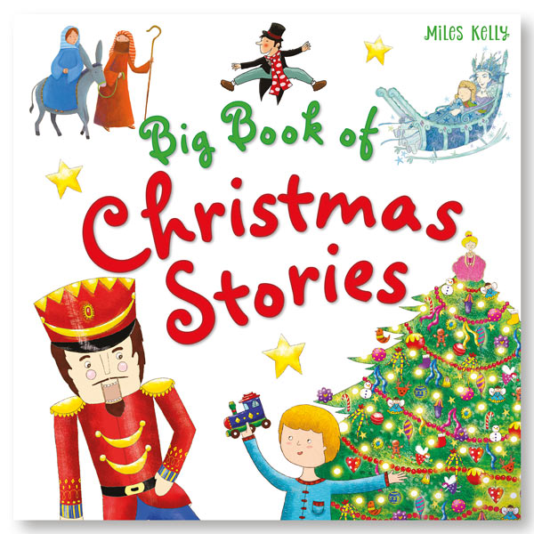 Big Book of Christmas Stories