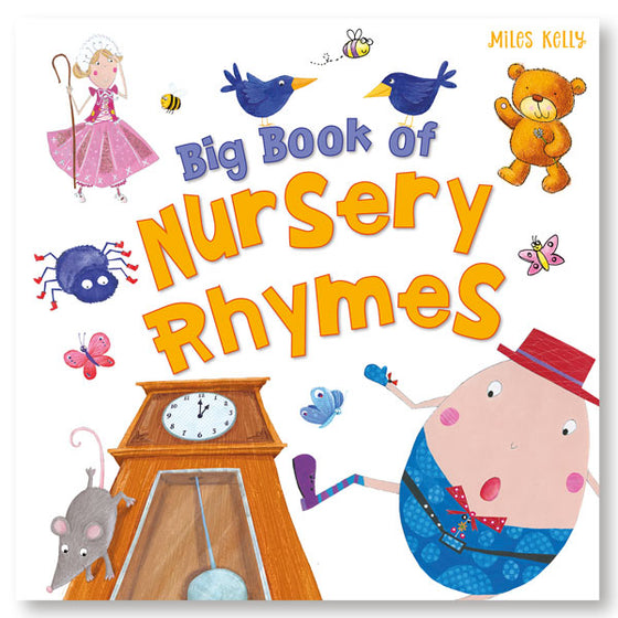 Big Book of Nursery Rhymes
