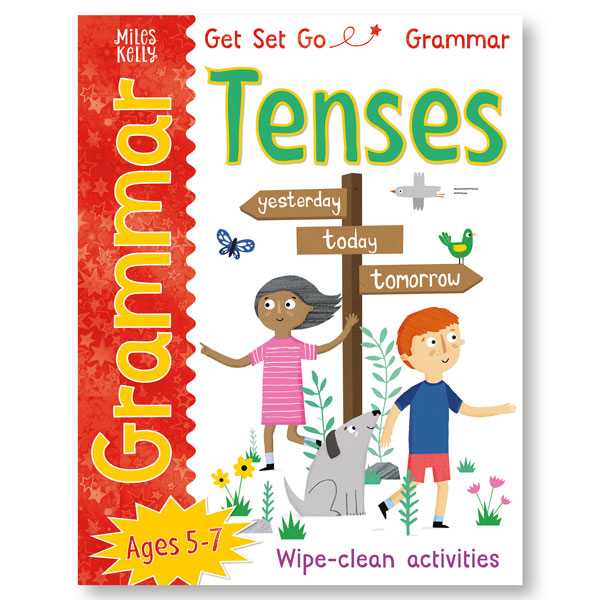 Get Set Go Grammar: Tenses