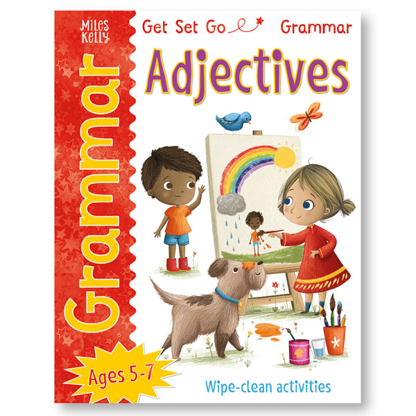 Get Set Go Grammar: Adjectives