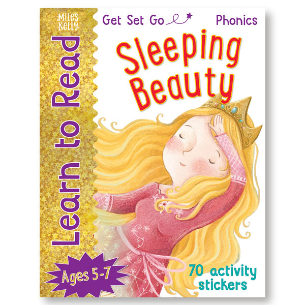 Get Set Go Learn to Read: Sleeping Beauty