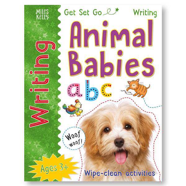 Get Set Go Writing: Animal Babies