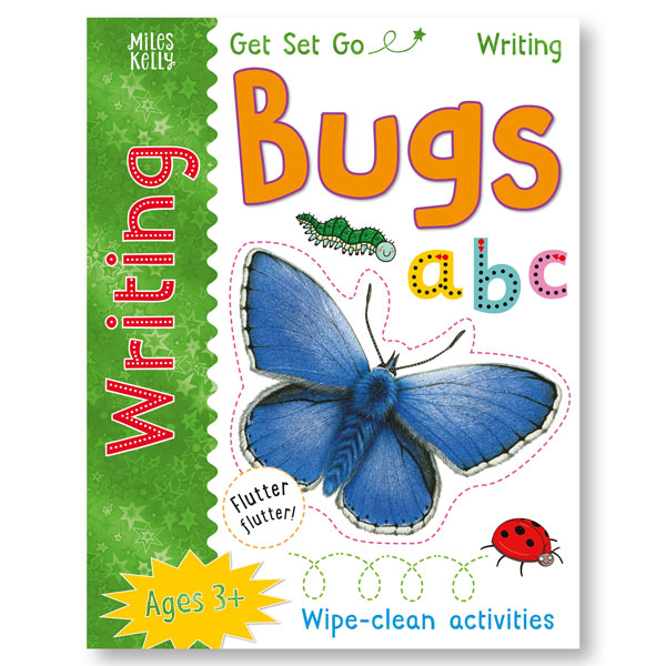 Get Set Go Writing: Bugs