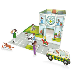 Mini Playbook Animal Hospital