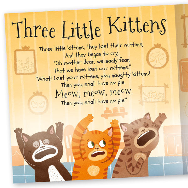 My Rhyme Time Three Little Kittens and other animal rhymes