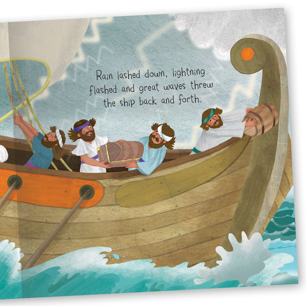 Bible Stories: Jonah and the Whale