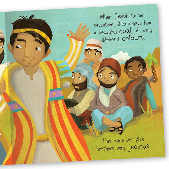 Bible Stories: Joseph and his Coat of Many Colours