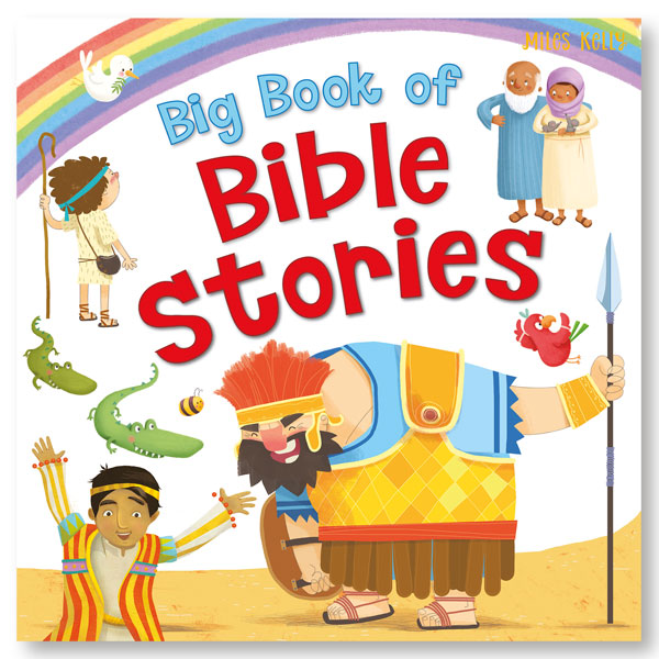 Big Book of Bible Stories