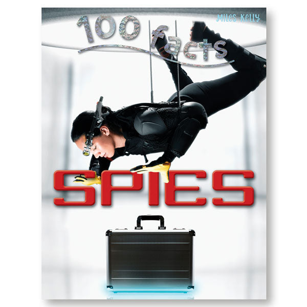 100 Facts Spies
