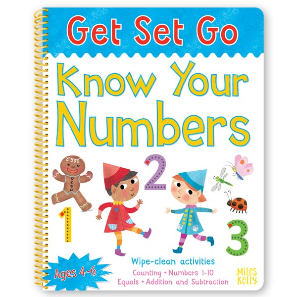 Get Set Go: Know Your Numbers