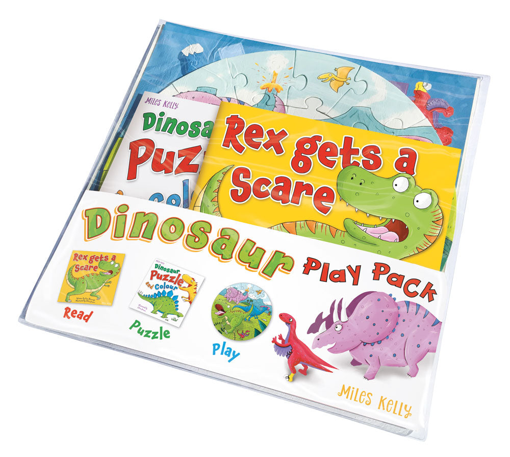 Dinosaur Play Pack