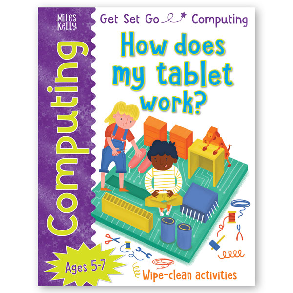 Get Set Go Computing: How does my tablet work?