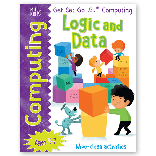 Get Set Go Computing: Logic and Data