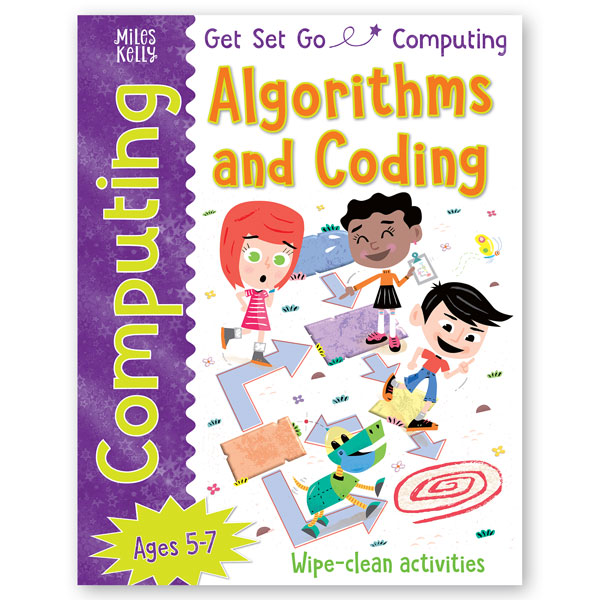 Get Set Go Computing: Algorithms and Coding