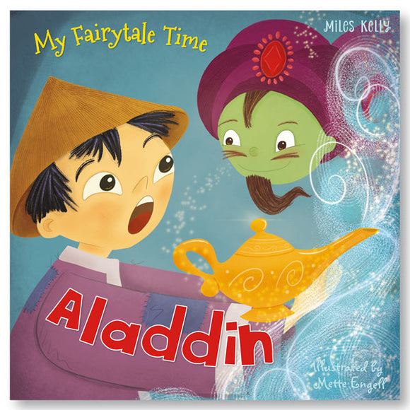 My Fairytale Time Aladdin
