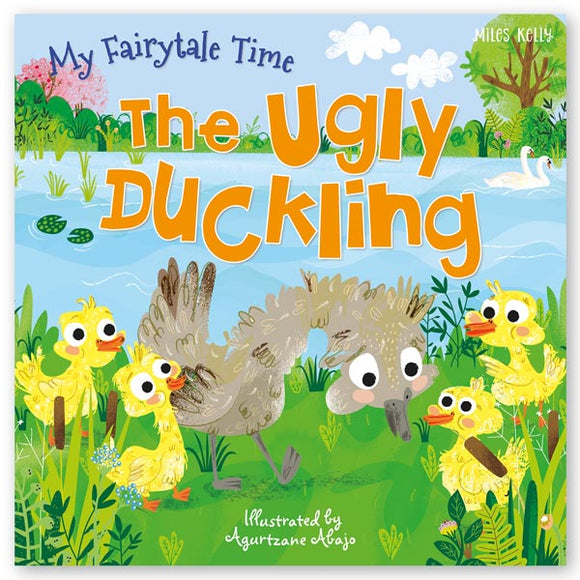 My Fairytale Time The Ugly Duckling