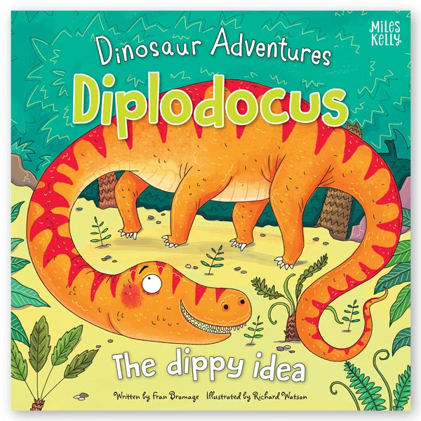 Dinosaur Adventures: Diplodocus – The dippy idea
