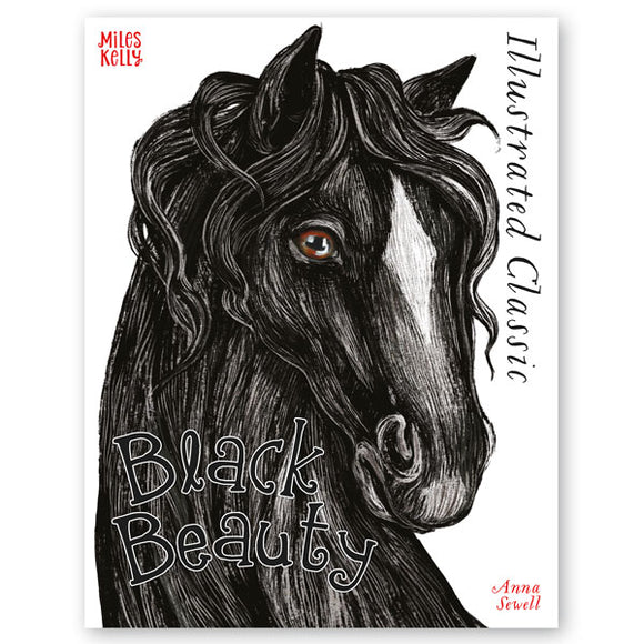 Illustrated Classic: Black Beauty