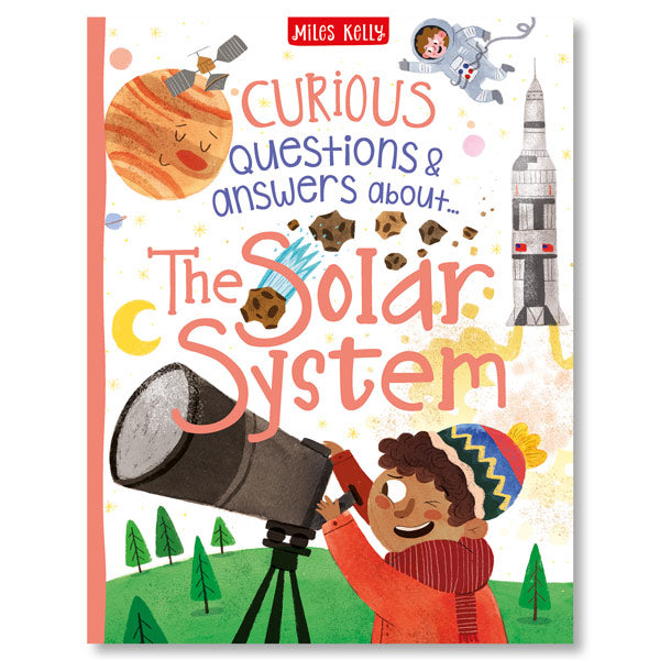 Curious Questions & Answers About The Solar System