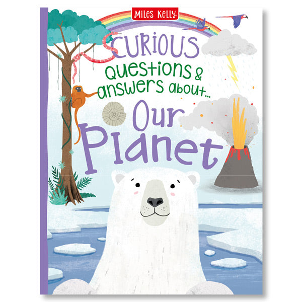 Curious Questions & Answers About Our Planet