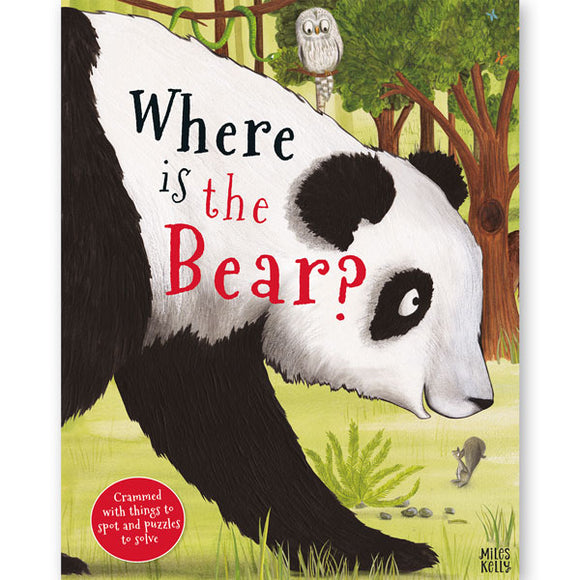 Giant Adventure: Where is the Bear?