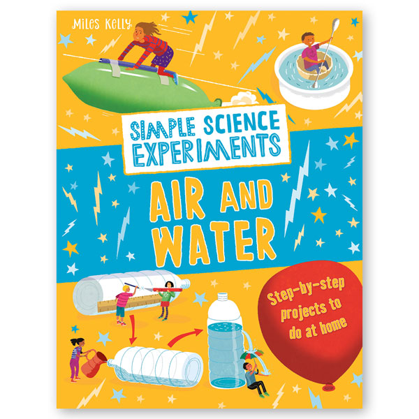 Simple Science Experiments Air and Water
