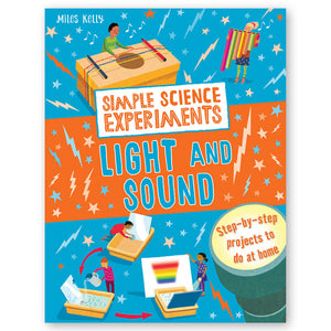 Simple Science Experiments Light and Sound